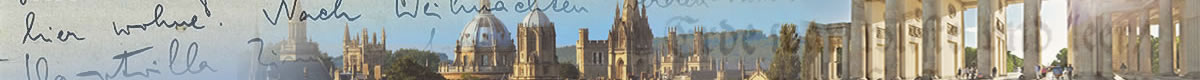 Oxford German Network banner image